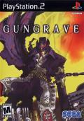 Gungrave PlayStation 2 Front Cover