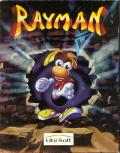 Rayman DOS Front Cover