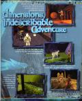 King's Quest: Mask of Eternity Windows Inside Cover Right Flap