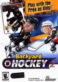 Backyard Hockey Windows Front Cover