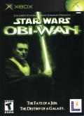 Star Wars: Obi-Wan Xbox Front Cover