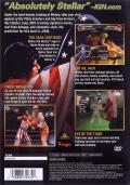 Rocky PlayStation 2 Back Cover
