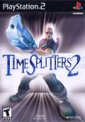 TimeSplitters 2 PlayStation 2 Front Cover