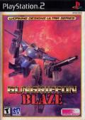 Gungriffon Blaze PlayStation 2 Front Cover