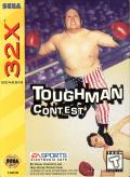 Toughman Contest SEGA 32X Front Cover