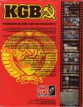 KGB Amiga Back Cover