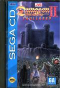 Dungeon Master II: Skullkeep SEGA CD Front Cover