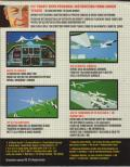 Chuck Yeager's Advanced Flight Trainer 2.0 Amiga Back Cover