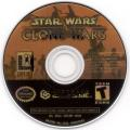 Star Wars: The Clone Wars GameCube Media