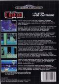 Chakan Genesis Back Cover