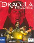 Dracula: The Resurrection Windows Front Cover
