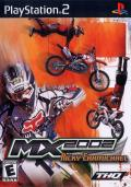 MX 2002 featuring Ricky Carmichael PlayStation 2 Front Cover