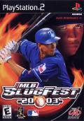 MLB SlugFest 20-03 PlayStation 2 Front Cover