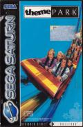Theme Park SEGA Saturn Front Cover