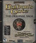 Baldur's Gate: The Original Saga Windows Front Cover