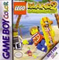 LEGO Island 2: The Brickster's Revenge Game Boy Color Front Cover
