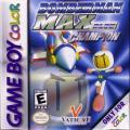 Bomberman Max: Blue Champion Game Boy Color Front Cover