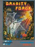 Gravity Force Amiga Front Cover