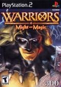 Warriors of Might and Magic PlayStation 2 Front Cover