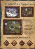 Icewind Dale II Windows Inside Cover Left Flap