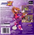 Mega Man Zero Game Boy Advance Back Cover