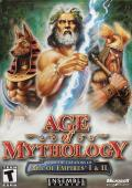 Age of Mythology Windows Front Cover