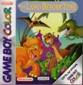 The Land Before Time Game Boy Color Front Cover
