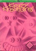 Krazy Kreatures NES Front Cover