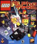 LEGO Alpha Team Windows Front Cover