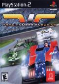 Total Immersion Racing PlayStation 2 Front Cover