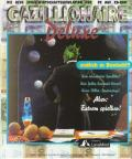 Gazillionaire Deluxe DOS Front Cover
