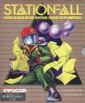 Stationfall Atari ST Front Cover