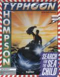 Typhoon Thompson in Search for the Sea Child Atari ST Front Cover