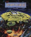 Populous Atari ST Front Cover