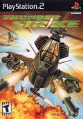 Thunderstrike: Operation Phoenix PlayStation 2 Front Cover