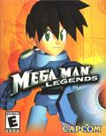 Mega Man Legends Windows Front Cover