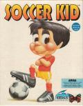 Soccer Kid Amiga Front Cover