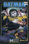 Batman: The Caped Crusader Atari ST Front Cover