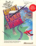 Microsoft Flight Simulator: Aircraft & Scenery Designer DOS Front Cover