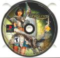 The Legend of Dragoon PlayStation Media Disc 3