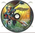 The Legend of Dragoon PlayStation Media Disc 4