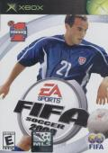 FIFA Soccer 2003 Xbox Front Cover