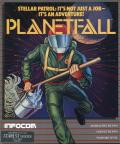 Planetfall Atari ST Front Cover