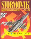 Stormovik: SU-25 Soviet Attack Fighter DOS Front Cover