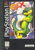 Gex PlayStation Front Cover