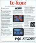 Oo-Topos Atari ST Back Cover