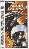 Solar Eclipse SEGA Saturn Front Cover