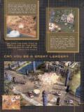 Command & Conquer: Generals Windows Inside Cover Right Flap