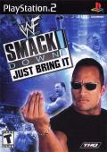 WWF Smackdown! Just Bring It PlayStation 2 Front Cover