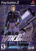 WinBack: Covert Operations PlayStation 2 Front Cover